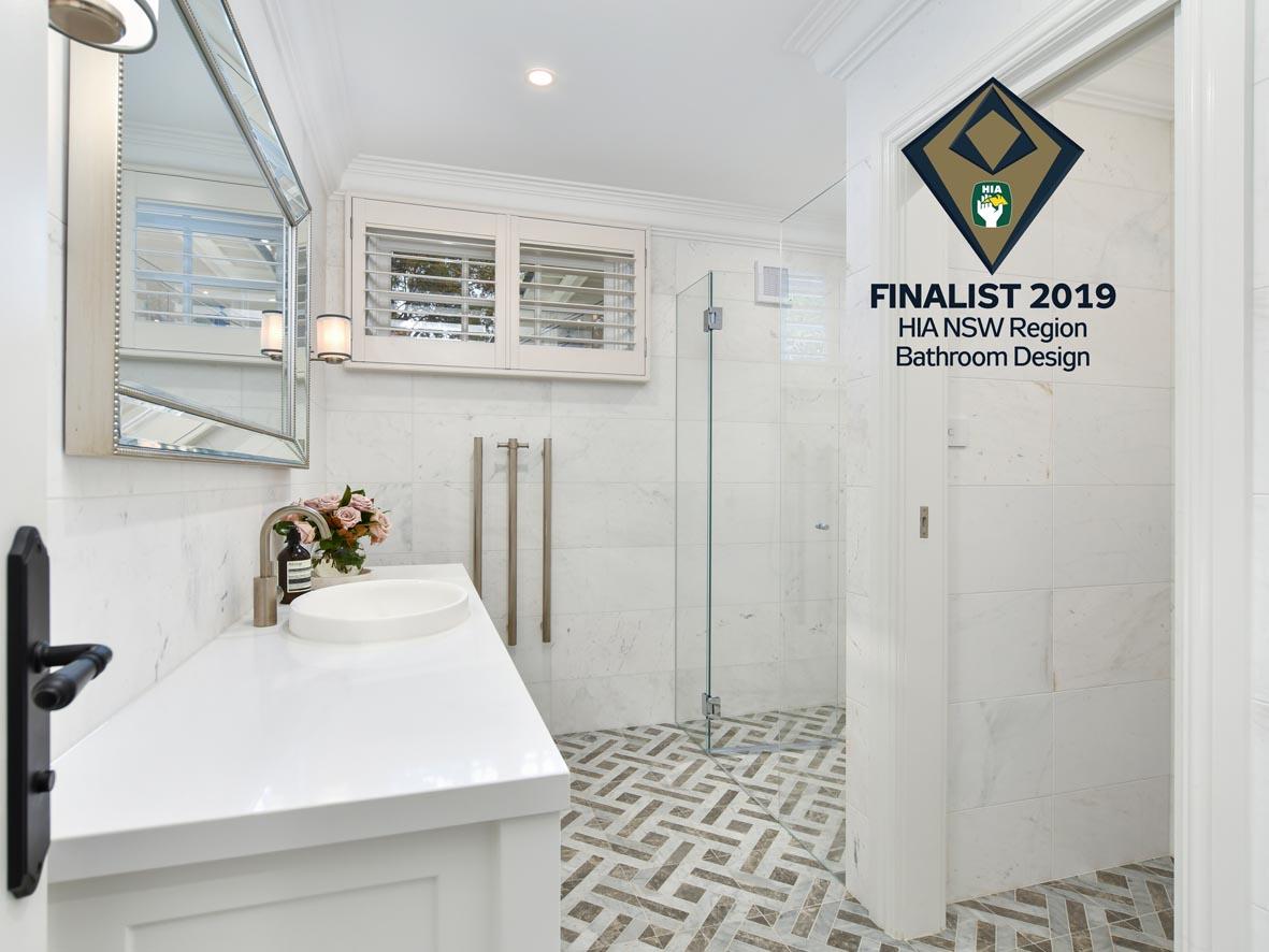 View Photo: HIA NSW Region Bathroom Design - Finalist