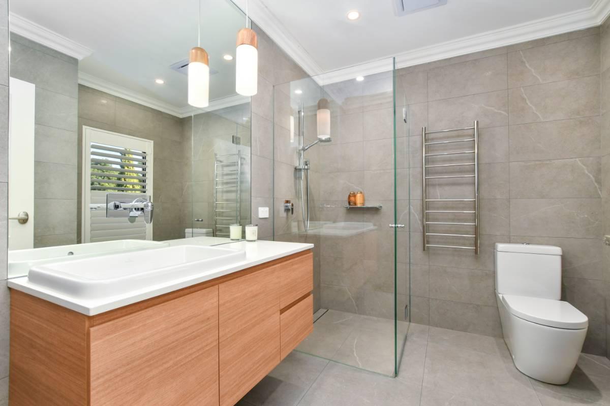 View Photo: Turramurra Bathroom Renovation #9