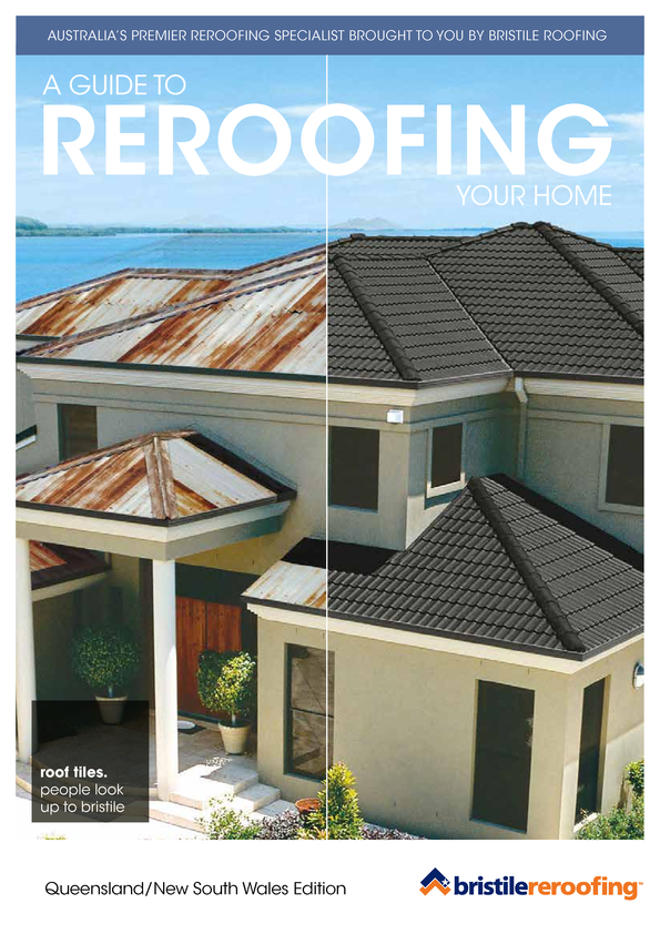 View Brochure: Reroofing Solutions Brochure