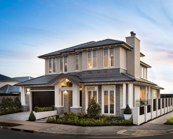 Scott Salisbury wins the Master Builders Best Display Home over $500K