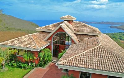 View Photo: Clay Roof Tiles - La Escandella Collection - Curvado Range