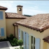 Clay Roof Tiles - La Escandella Collection - Curvado Range