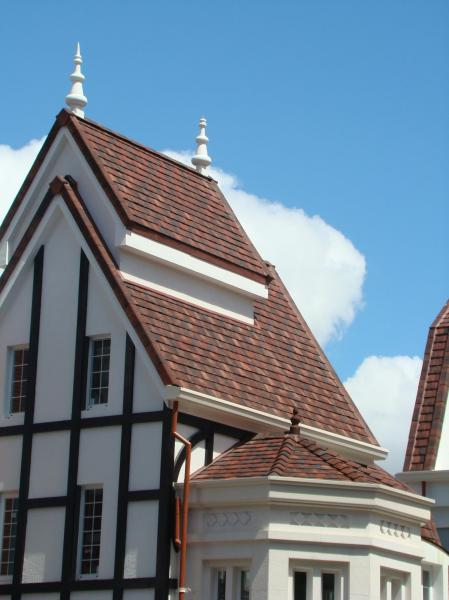 View Photo: Clay Roof Tiles - La Escandella Collection - Visum Range
