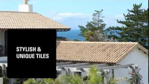 Watch Video : Terracotta Roof Tiles Video
