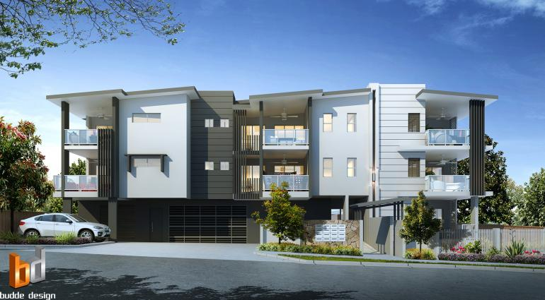 View Photo: 3D external Artist Impression for a development project