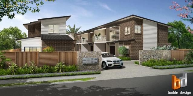 View Photo: 3D external render for a development project - Thorneside QLD