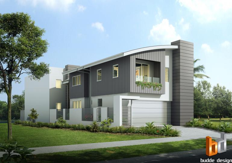 View Photo: 3D external render for colour selection and design purposes - Townsville QLD