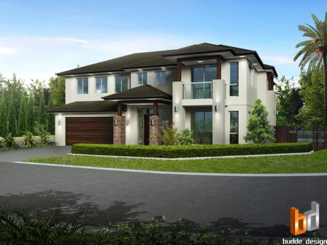 View Photo: 3D External rendering for colour selection purposes - Elizabeth Hills NSW
