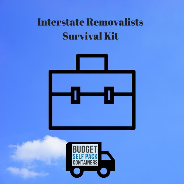 Read Article: Why a 'survival kit' is essential when moving house