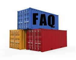 Read Article: FAQ for Moving Containers