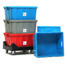 Read Article: Plastic Storage Bins - Friend or Foe?