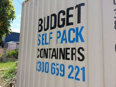 View Photo: Our containers