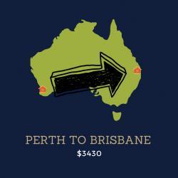 View Photo: Perth to Brisbane