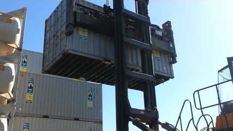 Watch Video : Moving Containers