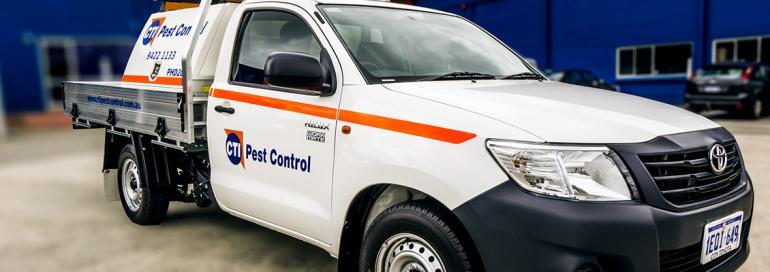 View Photo: CTI Pest Control