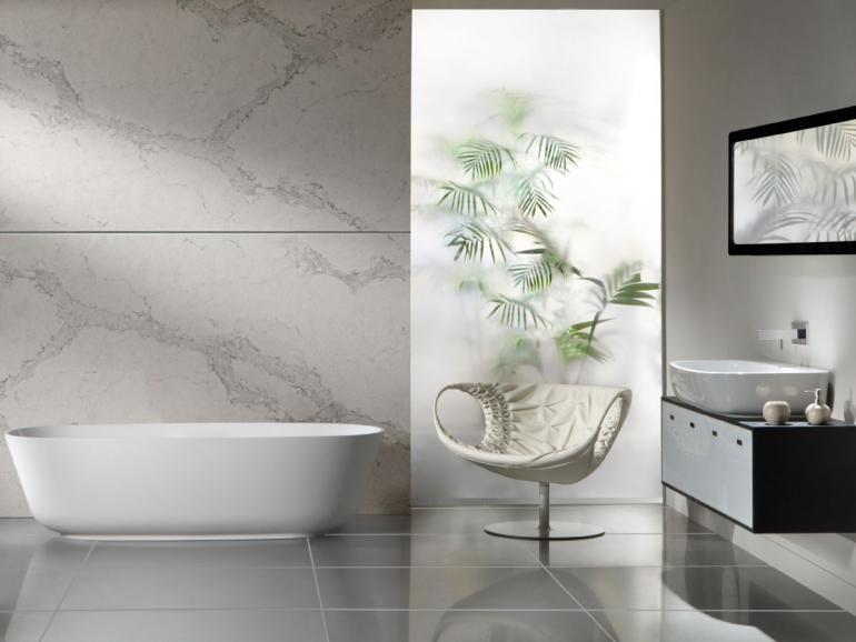 Caesarstone Bathroom Surfaces