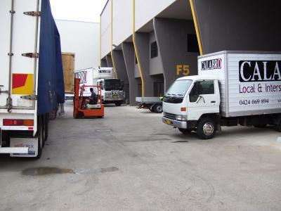 View Photo: Big and Small Removals Trucks