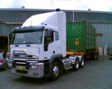 Container Truck Removals