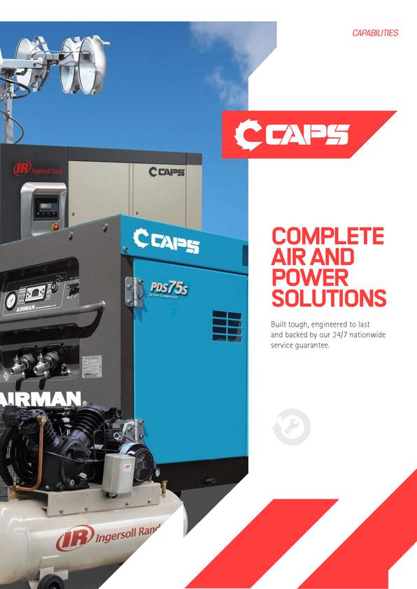 View Brochure: Capabilities