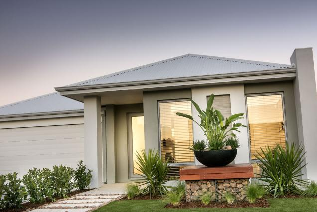 New Display Home Proves Less Frontage Doesnt Mean Less Features