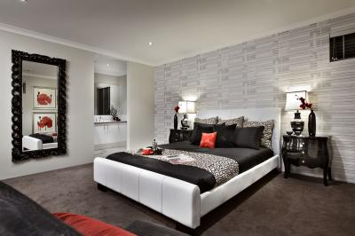 Empire Master Bedroom