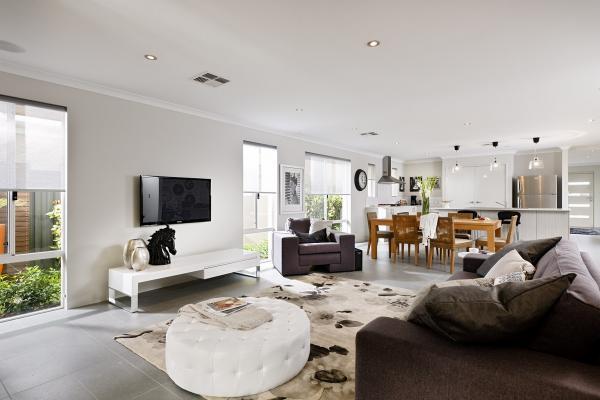 Hepburn Living room