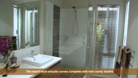 Watch Video : Gibson display home