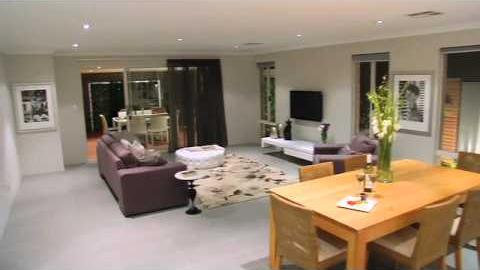 Watch Video : Hepburn display home