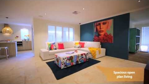 Watch Video: Kidman display home