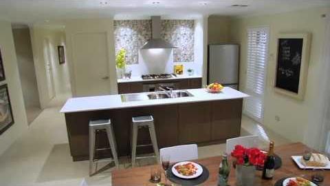 Watch Video : Nicholson display home