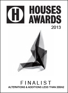 Read Article: Houses Award Winner 2013