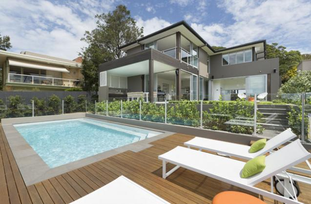 Luxury Build in Mosman Sydney