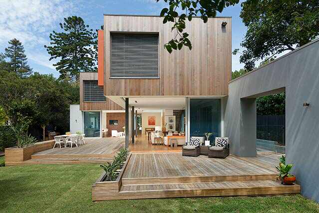 Award Winning Wahroonga House
