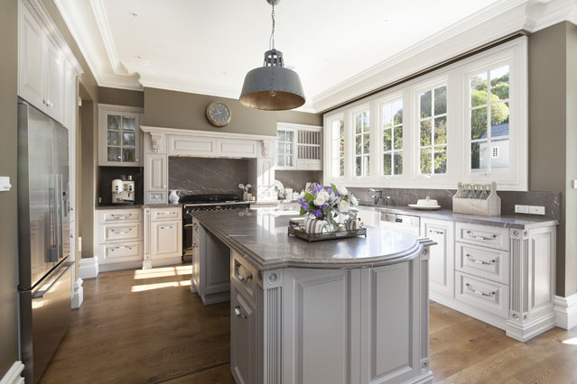 Custom Built Kitchen - Devine