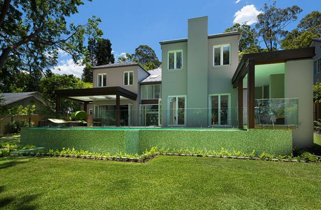 View Photo: Custom Home Design - Warrawee House