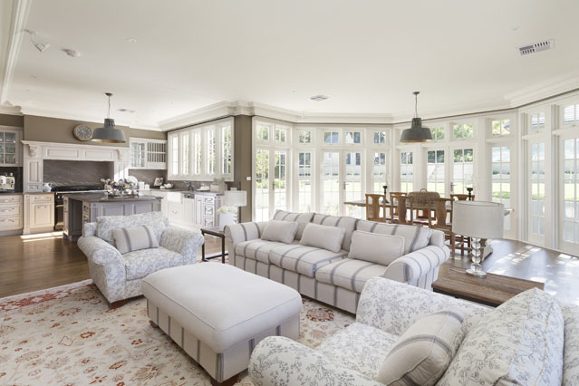 View Photo: Family designed living space