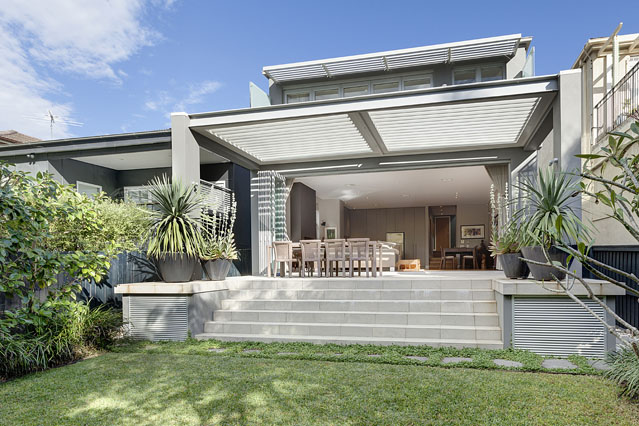 View Photo: Outdoor Living - Bondi Chateau Home