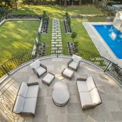 View Photo: Pymble House - Outdoor Entertaining Area