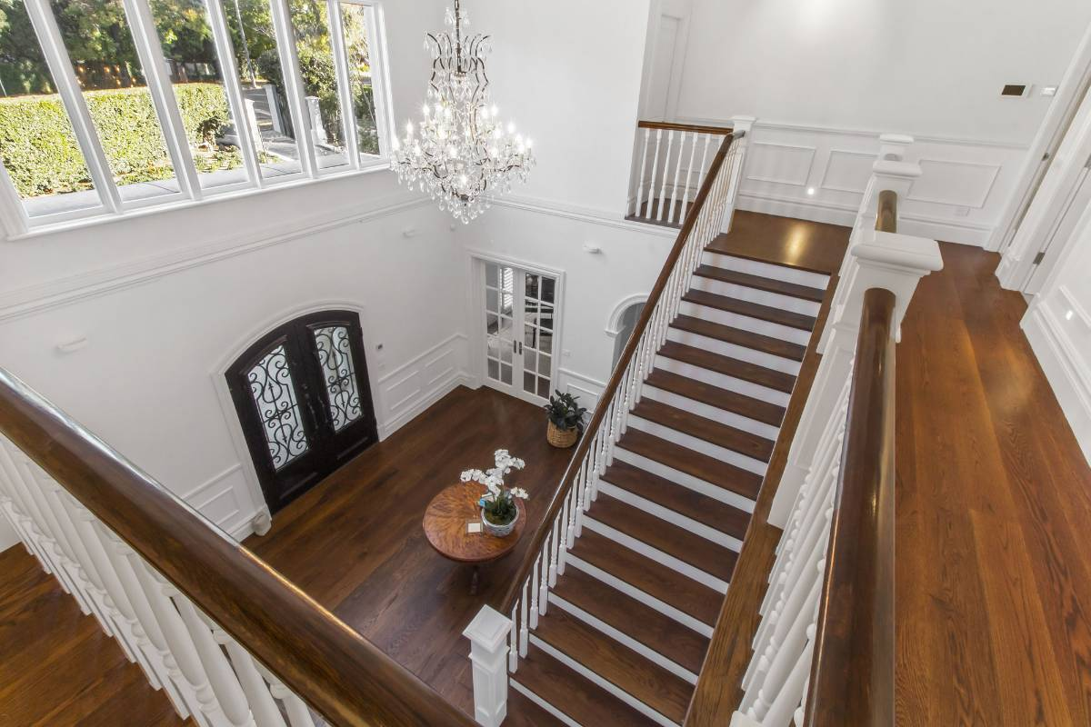 View Photo: Pymble House - Stunning Staircase