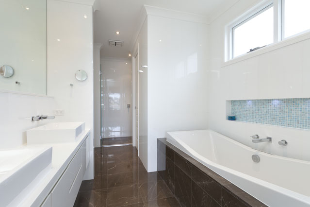 View Photo: Rozelle House - custom bathroom