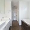 Rozelle House - custom bathroom