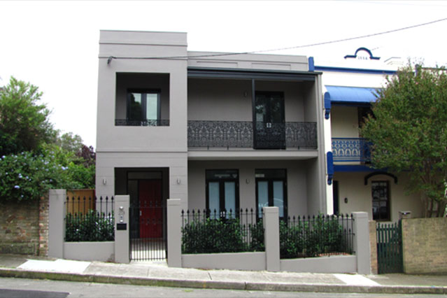 View Photo: Sydney Builders Chateau - Rozelle House