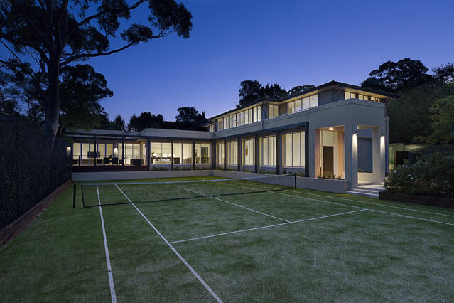View Photo: Tennis Court - Turramurra House