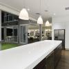Versatile Indoor and Outdoor Kitchen
