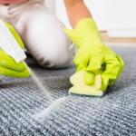 A Guide For Carpet Stain Removal