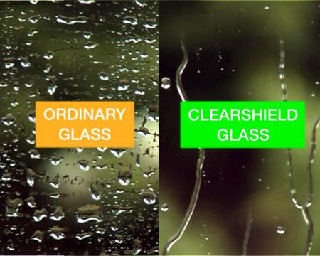 ClearShield Glass Technology Australia