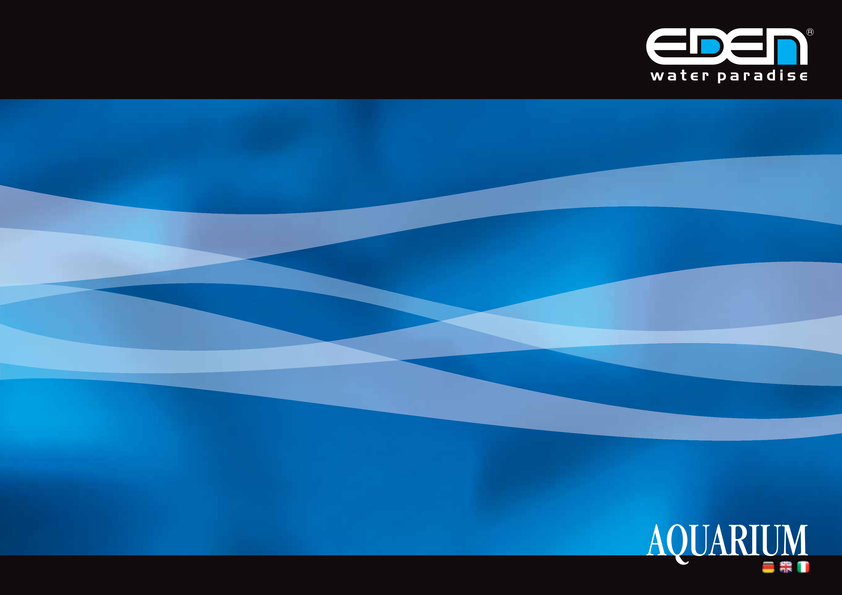 View Brochure: Eden Aquarium
