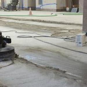View Photo: Concrete grinding