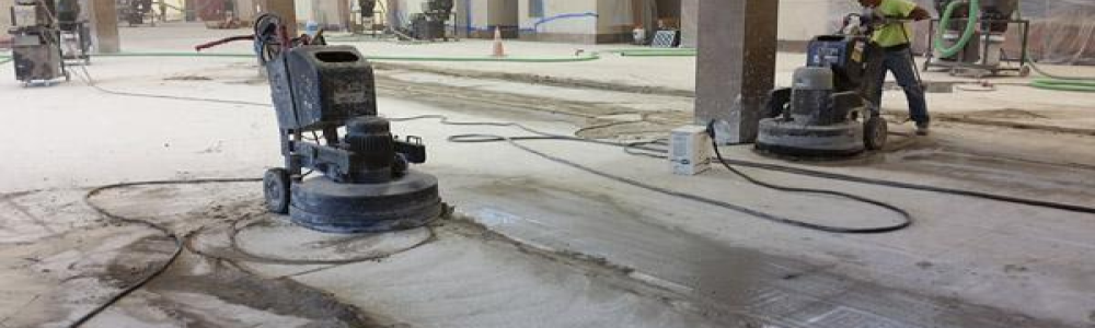 View Photo: Concrete grinding