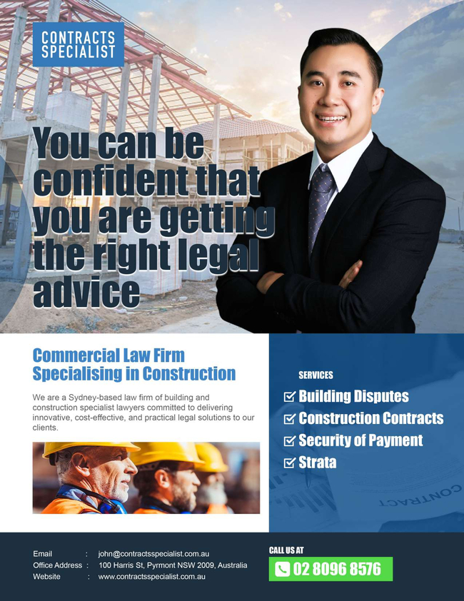 View Brocure: Contracts Specialist